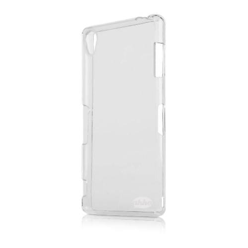 cfdf2be7cdb8 Ahha Gummi Shell Moya Sony Xperia Z3 Cover (Clear)