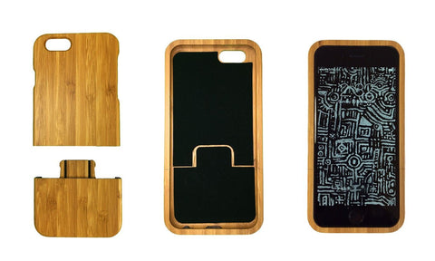 Bamboo Case for iPhone 6/6s