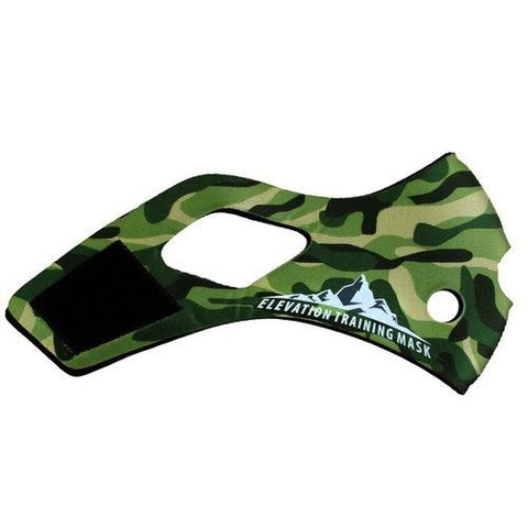 Elevation Training Mask 2.0 - Jungle Camo - Sleeve Only - Medium