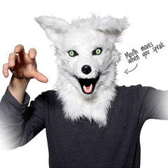 Mr Fox - Wolf Mask with moving Mouth