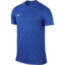 Nike Park dry football top short sleeve T-Shirt- Blue - LARGE
