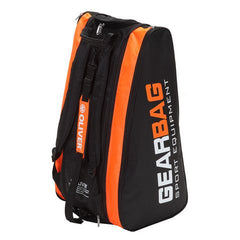 Oliver Gear squash tennis bag Blue and orange