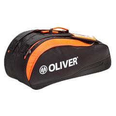 Oliver Top Pro Thermo squash bag black and orange