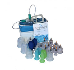 Professional Dynamic Cupping Therapy Kit - Deluxe