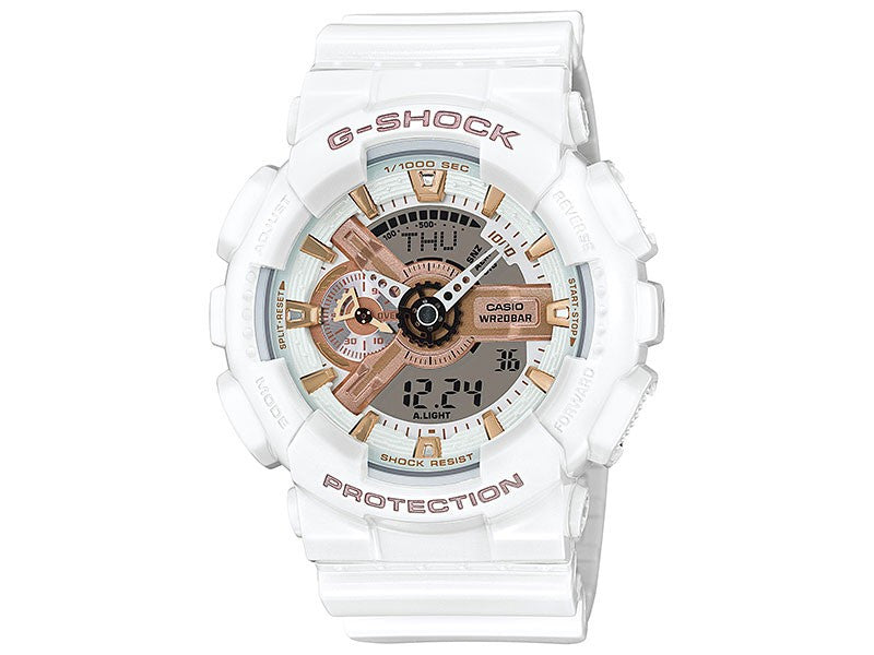 s watches casio g shock white gold was listed for