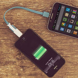 Power Share Charging Cable for Android & iPhone - Zasttra.com