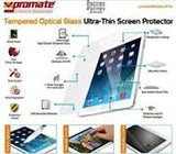 Promate Primeshield.IPM Premium Ultra-Thin Tempered Optical Glass Screen Protector for iPad Mini and iPad Mini with Retina - Zasttra.com