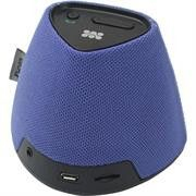 Promate Pyram Universal MiniHandsfree Bluetoothǽ¶? Speakers with MP3 Micro-SD Card Slot-Blue Retail Box 1 Year Warranty