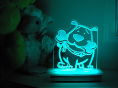 Target the Dog Night Light
