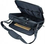 Promate Serra 15.6ǽ¶?¶? Hand and Messenger Laptop Bag with Internal Bubble Pad Protector with Velcro brace