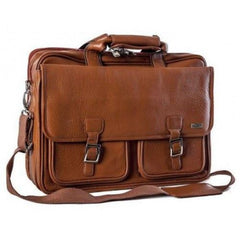 Mens Executive Full-grain Leather Case
