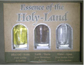 Essence of the Holy land - Set of 3 bottles
