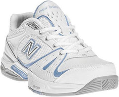 New Balance WC655WT D ladies tennis shoes - UK 5