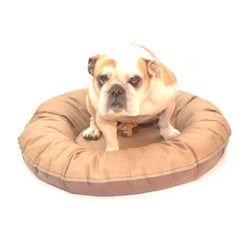 Denim (Brown) Round Pet Donut # 5 - 1000mm