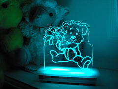 Sunny the Teddy Bear Night Light