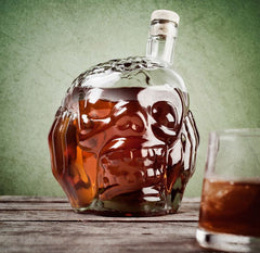 Zombie Head Whisky & Drinks Decanter (1150ml)
