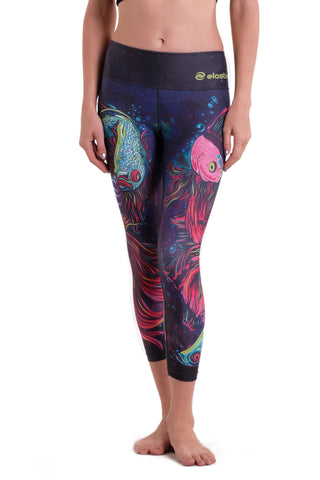 Betta Beauty Crop Leggings