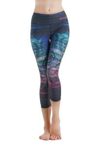 Aura Crop Leggings