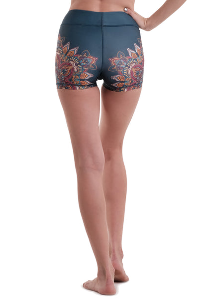 Mandala Shorts Leggings