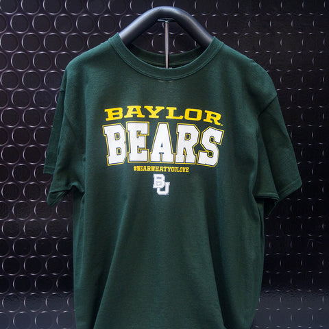 Baylor Bears Wear What You Love