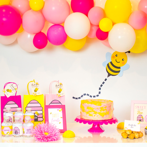 It's a BEE-utiful Birthday Party