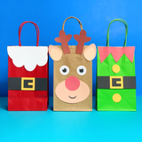 Christmas Holiday Bags