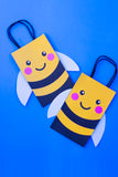 Bumble Bee Favor Bag and Tag