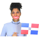 Dominican Republic Party Photo Booth Props - Simply Made with Sam