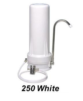 Item 250 White - Counter Top 