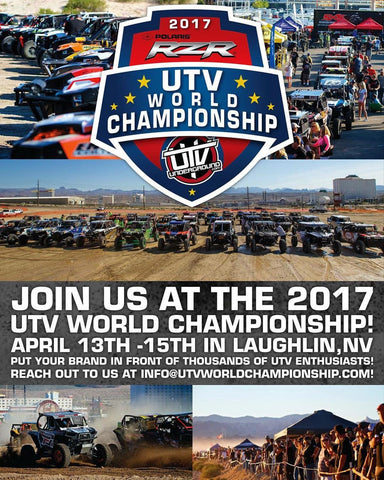 2017 UTVWC Contingency Booth Space