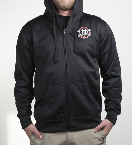 UTV Underground Zip-Up Hoodie *All New Water Resistant Style*