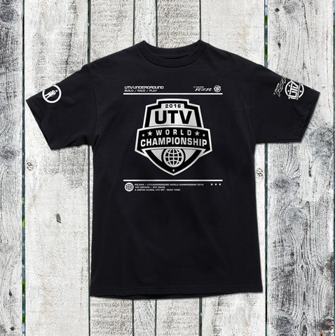2016 UTVWC Event T-shirt (Mens)