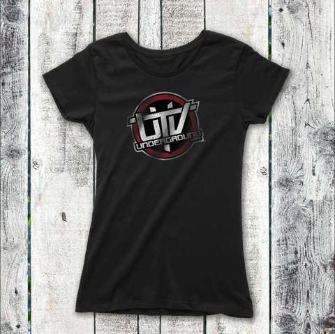 "Women's UTVUnderground Logo Shirt ""The Original"""
