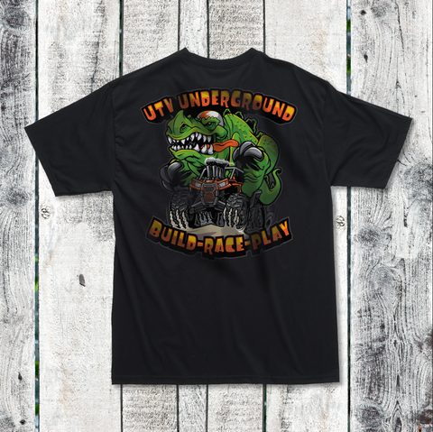 UTVUndergound Godzilla Rat Fink T-Shirt