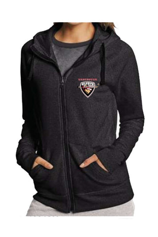 Wmns Fleece Full Zip Hoody
