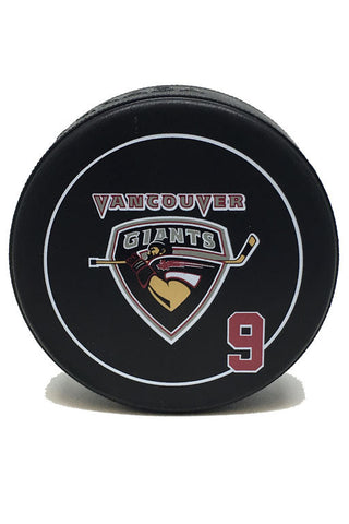 16/17 Game Puck