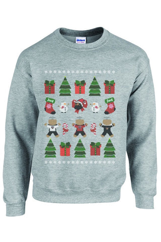 2017 Holiday Adult Sweatshirt