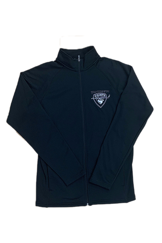 Double Dry Fleece FZ Jacket