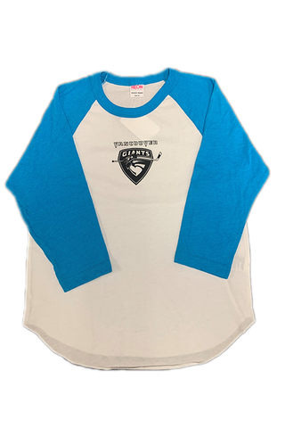 American Apparel Youth Raglan