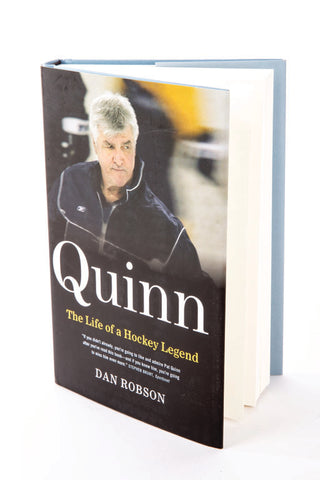 Quinn: Life of a Hockey Legend