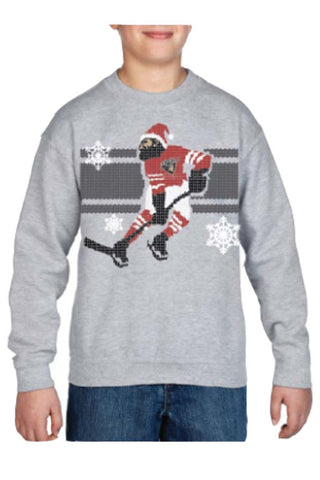 2016 Holiday Youth Sweater