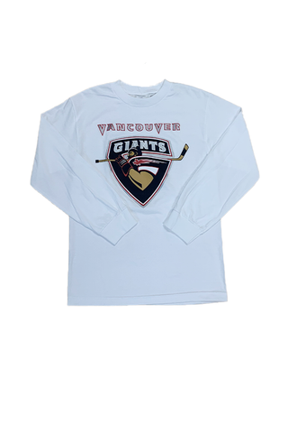 Long Sleeve Classic Logo Shirt