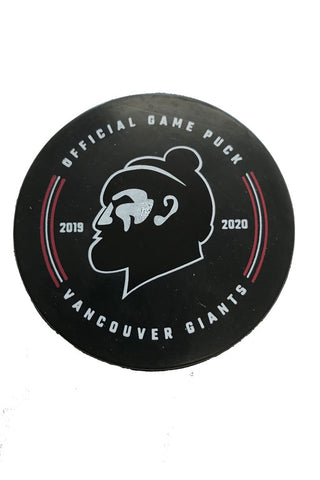 19/20 Alternate Game Puck