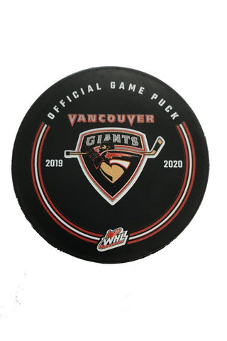 19/20 Primary Game Puck