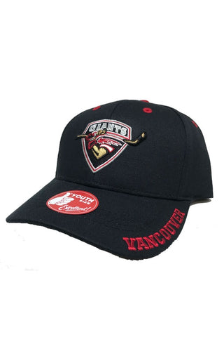 Giants YTH Slap Shot Adj Hat