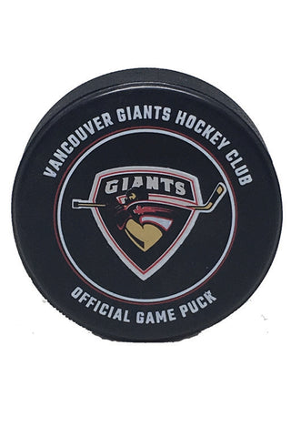 17/18 Game Puck
