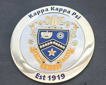 Kappa Kappa Psi - Car Decal