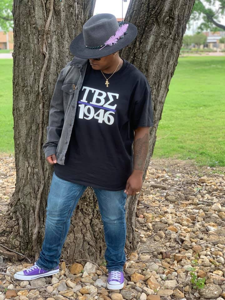 Tau Beta Sigma - 1946 - T-Shirt
