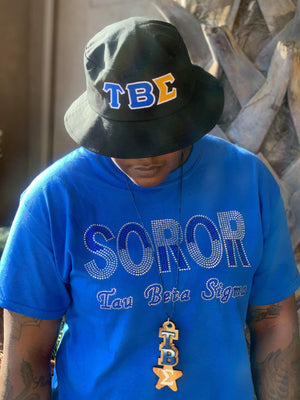 Tau Beta Sigma - Old School Bucket Hat
