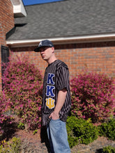 Load image into Gallery viewer, Kappa Kappa Psi - Black Baseball Jersey